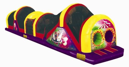 Jacksonville Bounce House Obstacle Course