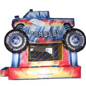 Monster Truck Bounce House Rental